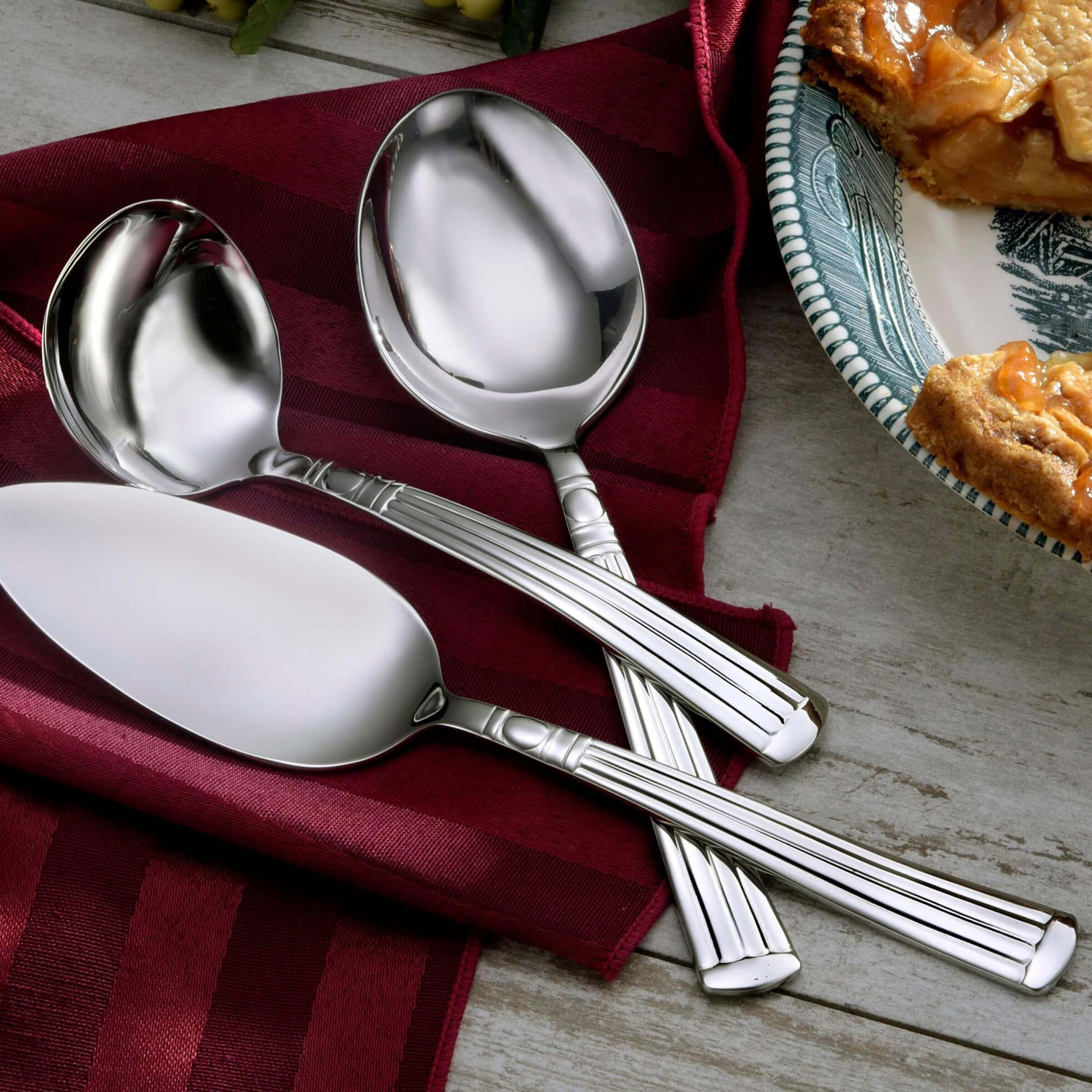 Lincoln Liberty Tabletop The Only Flatware Made In The Usa
