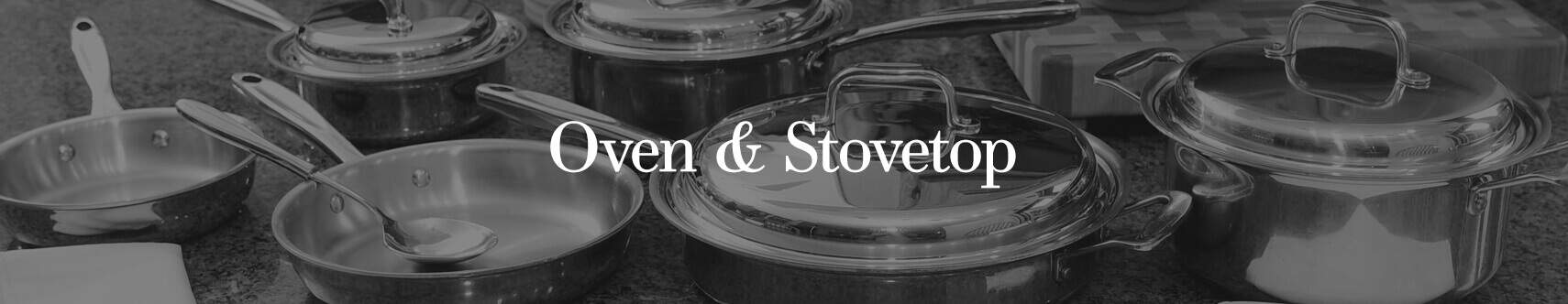 Oven & Stovetop